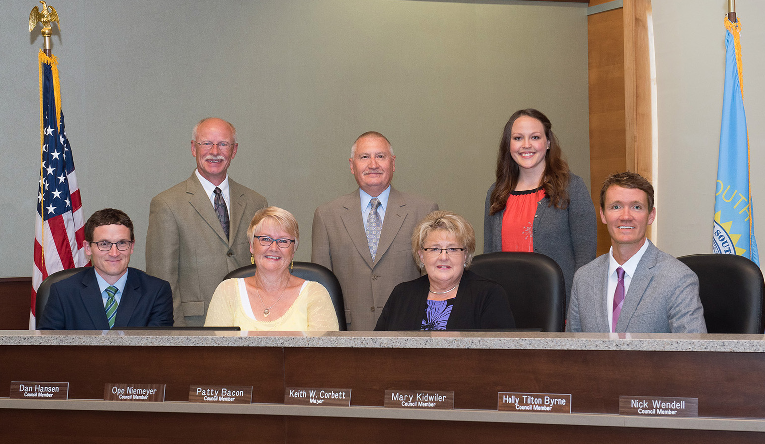Brookings City Council